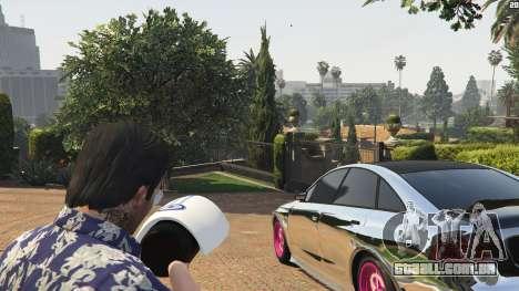 GTA 5 Lazer Team Cannon terceiro screenshot