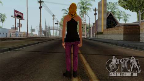 Buffy Vampire Slayer para GTA San Andreas terceira tela