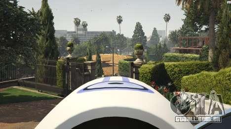 GTA 5 Lazer Team Cannon sexta imagem de tela