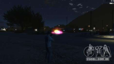 Laser Rocket Mod V5 para GTA 5