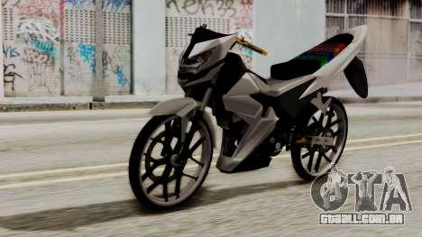 Sonic 150R Custom para GTA San Andreas