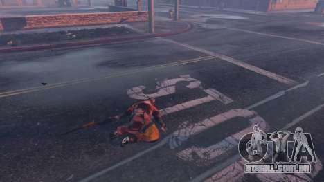 GTA 5 Afterdeath terceiro screenshot