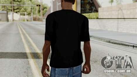Shirt Meme Ojon para GTA San Andreas terceira tela