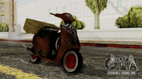Zip SP Rat Style para GTA San Andreas