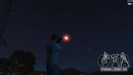 GTA 5 Laser Rocket Mod V5 quinta imagem de tela