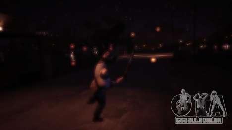 GTA 5 Laser Rocket Mod V5 segundo screenshot
