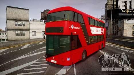 Wrightbus New Routemaster Stagecoach para GTA 4