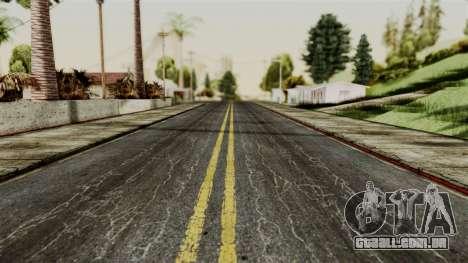 BlackRoads v1 LS Kenblock para GTA San Andreas segunda tela