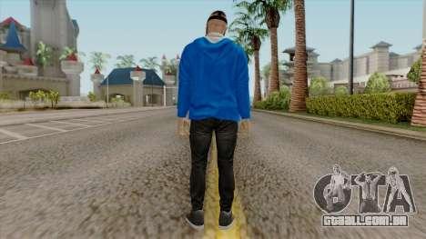 H2O Delirious Skin para GTA San Andreas terceira tela
