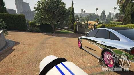 GTA 5 Lazer Team Cannon quarto screenshot