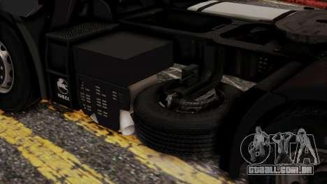 Iveco EuroStar Normal Cab para GTA San Andreas vista direita