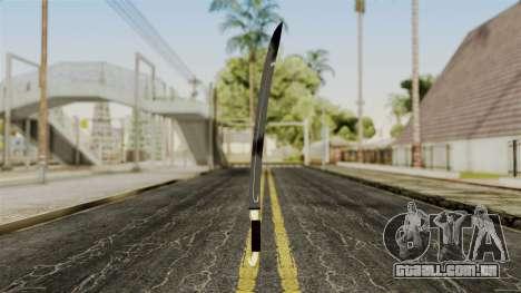 O verificador de para GTA San Andreas segunda tela