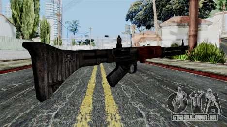 FG-42 from Battlefield 1942 para GTA San Andreas segunda tela