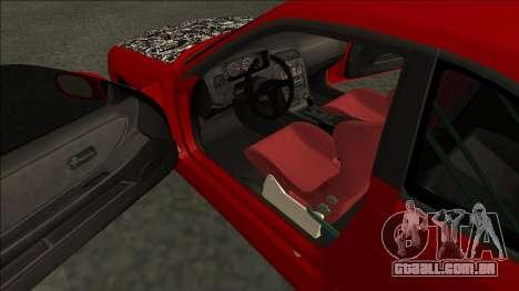 Nissan Skyline R33 Fairlady para GTA San Andreas vista direita