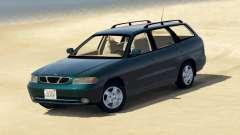 Daewoo Nubira eu Vagão-NOS DE 1999 - versão FINA