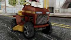 Mower from Bully