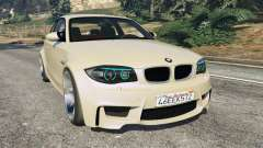 BMW 1M v1.1 para GTA 5