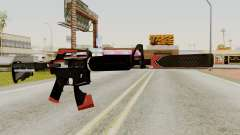 M4A1-S Cyrex para GTA San Andreas