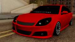 Opel Vectra sedan C para GTA San Andreas