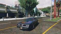 Pontiac Trans Am 1977 para GTA 5