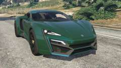 Lykan Hypersport 2014 v1.1.5