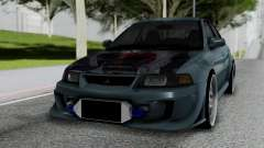 Mitsubishi Lancer Evolution Turbo para GTA San Andreas