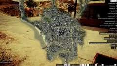 Mapa de satélite 4K