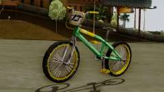 BMX Race from Bully para GTA San Andreas