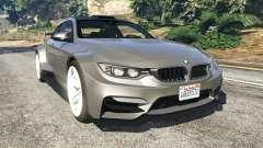 BMW M4 F82 WideBody