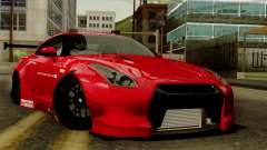 Nissan GT-R Liberty Walk Performance para GTA San Andreas