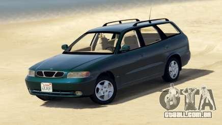 Daewoo Nubira eu Vagão-NOS DE 1999 - versão FINAL para GTA 5