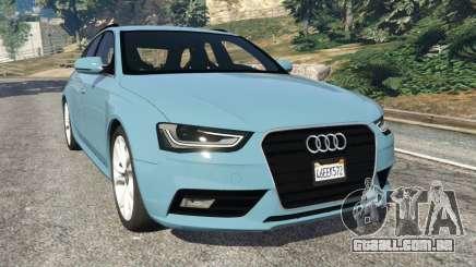 Audi A4 Avant 2013 para GTA 5