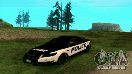 Federal Police Ford Taurus HSO para GTA San Andreas
