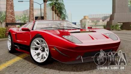 Vapid Bullet GT-GT3 para GTA San Andreas
