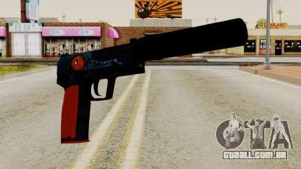 USP-S Caiman para GTA San Andreas