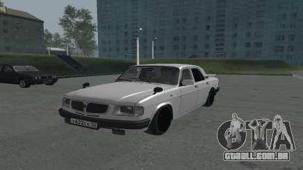 Volga GAZ 3110 para GTA San Andreas
