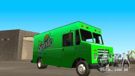 Boxville Sprite para GTA San Andreas