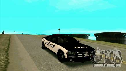 Federal Police Dodge Charger SRT8 para GTA San Andreas
