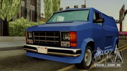 Burrito from Vice City Stories para GTA San Andreas