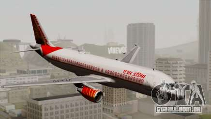 Airbus A320-200 Air India para GTA San Andreas
