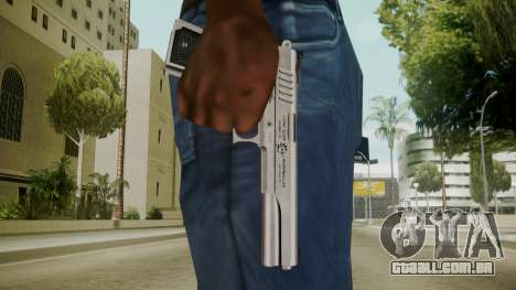 Atmosphere Colt 45 v4.3 para GTA San Andreas terceira tela