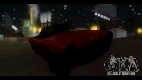 EnbTi Graphics v2 0.248 para GTA San Andreas sétima tela
