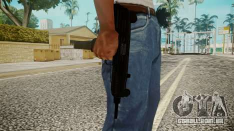 Micro SMG by EmiKiller para GTA San Andreas terceira tela
