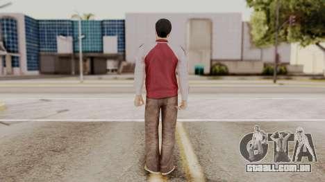 Dwmylc1 CR Style para GTA San Andreas terceira tela