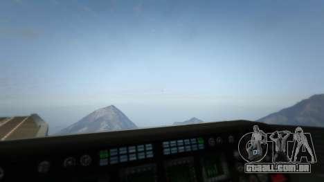 GTA 5 S.H.I.E.L.D. Helicarrier sétima screenshot