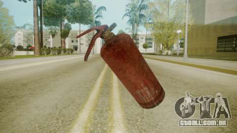 Atmosphere Fire Extinguisher v4.3 para GTA San Andreas terceira tela