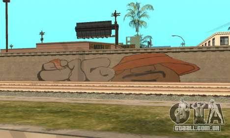 HooverTags para GTA San Andreas terceira tela