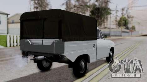 Syrena R20 v1.0 para GTA San Andreas esquerda vista