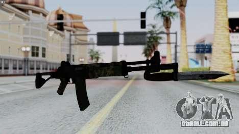 AK-47 from RE6 para GTA San Andreas