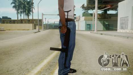 MP-40 Red Orchestra 2 Heroes of Stalingrad para GTA San Andreas terceira tela